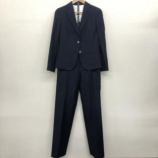 NEWYORKER - 美品 ニューヨーカー レディース パンツスーツ セットアップ 13号 紺