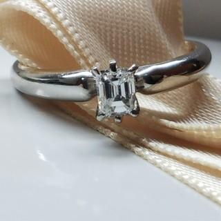 ジュエリーマキ(ジュエリーマキ)のプラチナ ダイヤモンドリング(リング(指輪))