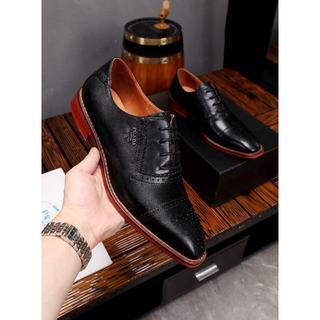 プラダ(PRADA)のプラダ 革靴(スニーカー)