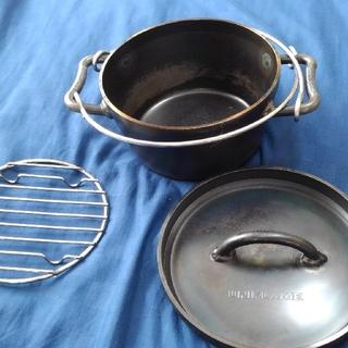 ユニフレーム(UNIFLAME)のユニフレーム ダッチオーブン(調理器具)