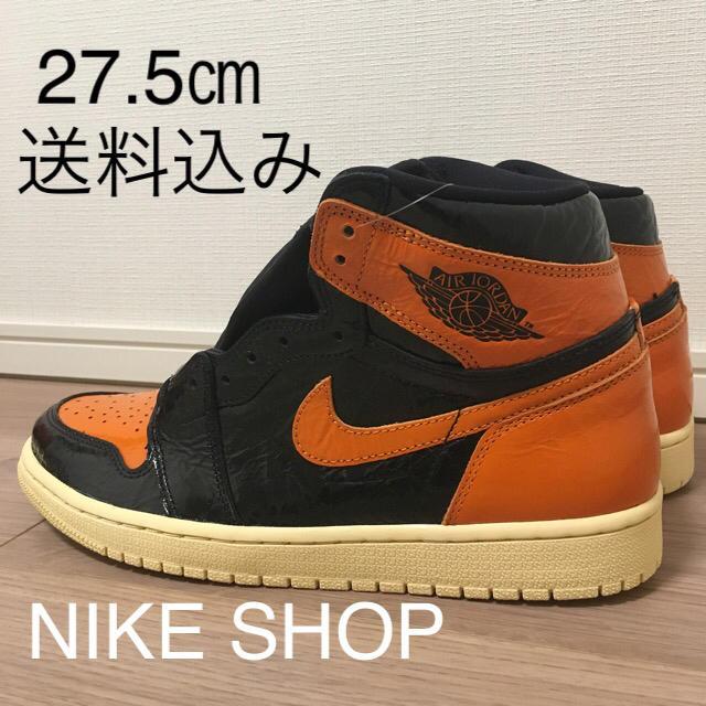 NIKE(ナイキ)の27.5㎝‼️送料込み‼️NIKE AIR JORDAN 1 RETRO OG メンズの靴/シューズ(スニーカー)の商品写真