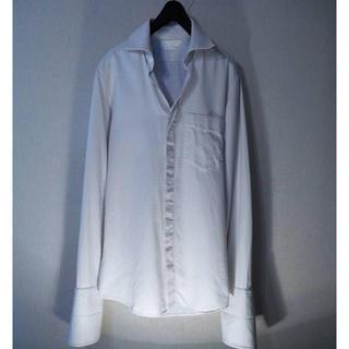 アレキサンダーマックイーン(Alexander McQueen)のアレキサンダーマックイーン  アーガイル織り模様 デザイナーズシャツ   (シャツ)