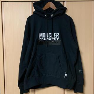 MONCLER - moncler genius fragment hoodie パーカー