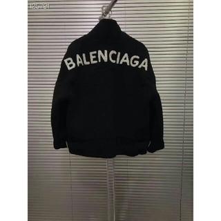 Balenciaga - バレンシアガ 高品質 秋冬 男女兼用コート カジュアル