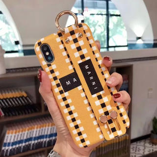 ビームス(BEAMS)のpeco様専用 a31.yellow iPhoneXR(iPhoneケース)