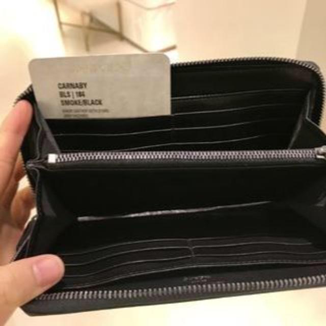 JIMMY CHOO(ジミーチュウ)のジミーチュウ 長財布 ウォレット bag サイフ グッチ バレンシアガ メンズのファッション小物(長財布)の商品写真