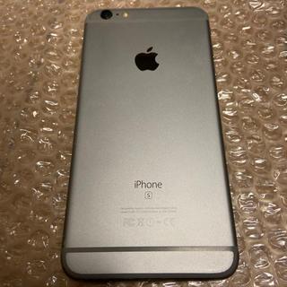 Apple - iPhone6s plus 本体 シルバー 64GB 本体