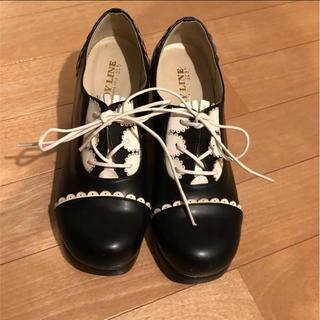 ボディライン(BODYLINE)のルィーズクラシカルパンプス 靴 フォーマル靴(女子用)(ハイヒール/パンプス)