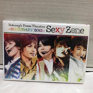 Sexy Zone - Johnny's Dome Theatre~SUMMARY2012~ Sexy