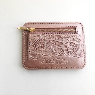 グレースコンチネンタル(GRACE CONTINENTAL)の新品❤︎【グレース コンチネンタル】Mini Wallet ウォレット ピンク(財布)