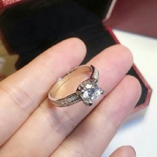 カルティエ(Cartier)のカルティエ リング 指輪 Cartier 12号(リング(指輪))