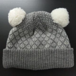 ニットの帽子 46~48㎝
