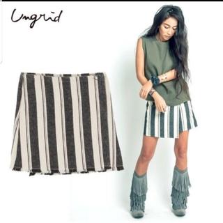 アングリッド(Ungrid)のタイムセール❤️ungrid セットアップ(ミニワンピース)