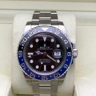 PATEK PHILIPPE - GMTマスター II 116710BLNR メンズ 腕時計