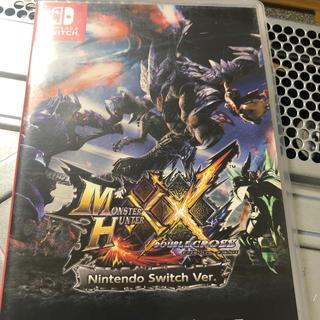 カプコン(CAPCOM)のモンスターハンターダブルクロス Nintendo Switch Ver. Swi(家庭用ゲームソフト)