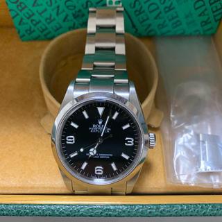 ロレックス(ROLEX)のロレックス エクスプローラⅠ  腕時計(腕時計(アナログ))