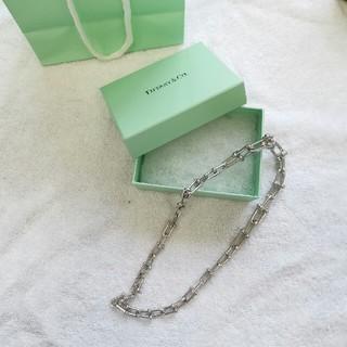 Tiffany & Co. - 早い者勝ち Tiffany ネックレス 個性 メンズ プレゼント