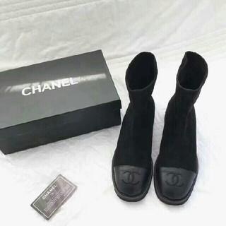 CHANEL -  ☆高級製品☆   シャネル ブーツ