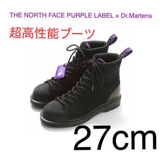 ドクターマーチン(Dr.Martens)のThe North Face 9 Tie Boot UK8 27cm(ブーツ)