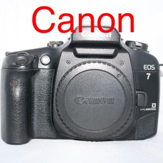 Canon - ★ 希少 ★ Canon EOS 7 ボディ 一眼レフ オートフォーカス