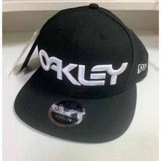 Oakley - オークリー キャップ MARK II NOVELTY 黒 ニューエラ