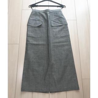 コムデギャルソン(COMME des GARCONS)のtricoot COMME des GARCONS ロングスカート(ロングスカート)