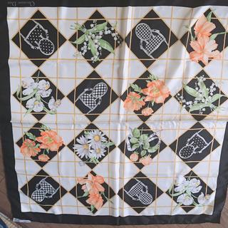 クリスチャンディオール(Christian Dior)のクリスチャンディオール の大判スカーフ(バンダナ/スカーフ)