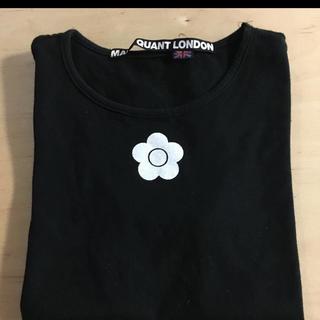 MARY QUANT - マリークワント   半袖Tシャツ  M