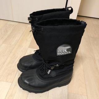 ソレル(SOREL)のSOREL ソレル メンズ スノー ブーツ グレイシャー Glacier(ブーツ)