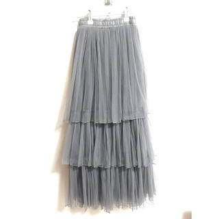 dholic - チュールスカート