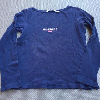トミーヒルフィガー(TOMMY HILFIGER)の90's tommy hilfiger ヴィンテージトミーヒルフィガーカットソー(Tシャツ(長袖/七分))