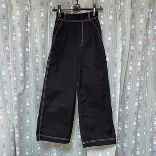WEGO - WEGO パンツ ブラック 黒 Sサイズ