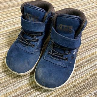 ヴァンズ(VANS)のVANS 冬靴 子供靴(その他)