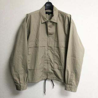 VAINL ARCHIVE  シャツジャケット
