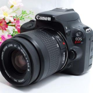 Canon - 【軽量!】Canon EOS Kiss X7 カメラ女子