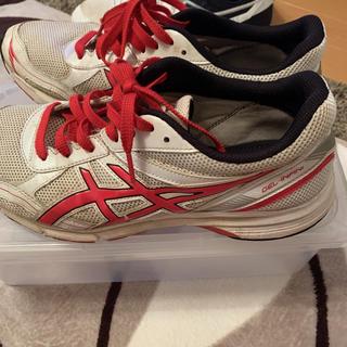 アシックス(asics)のasics靴(ランニングシューズ)(スニーカー)