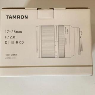 TAMRON - 17-28mm F/2.8 Di III RXD