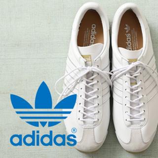 アディダス(adidas)の定価1.4万 ⌘⌘ IENA 購入 ADIDAS ⌘⌘ スニーカー 23.5cm(スニーカー)