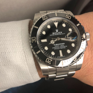 ロレックス(ROLEX)のサブマリーナ デイトLN(腕時計(アナログ))
