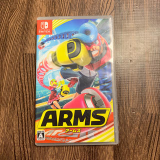 Nintendo Switch - ARMS Switch アームズ