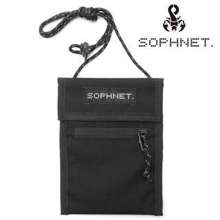 SOPHNET. - SOPHNET. ソフネット ネックポーチ  SOPH. サコッシュ 美品