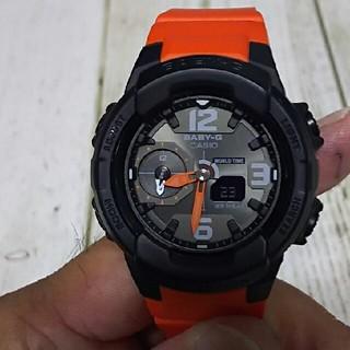 ベビージー(Baby-G)の再終値下げ❗目立つおしゃれ❗カッコいい❗baby-G BGA-230男女兼用(腕時計(アナログ))