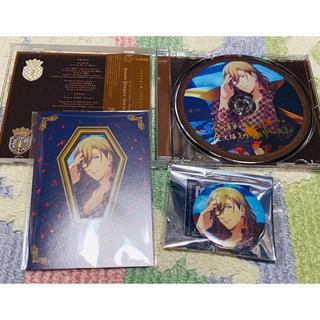 うたプリ 神宮寺レン AGF CD 缶バッジ 特典セット