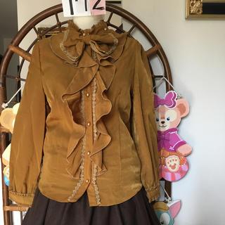 アクシーズファム(axes femme)のaxes femmeシャツ172(シャツ/ブラウス(長袖/七分))