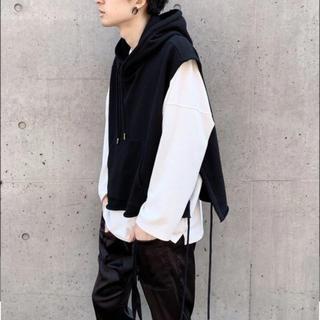 サンシー(SUNSEA)のRYO TAKASHIMA Vest Foodie ベストフーディ(19SS)(ベスト)