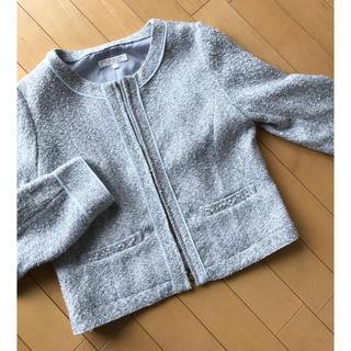 PROPORTION BODY DRESSING - プロポーション♡ツイードジャケット