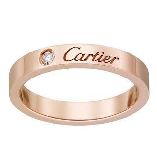 Cartier - カルティエ Cartier ピンクゴールド ダイヤ