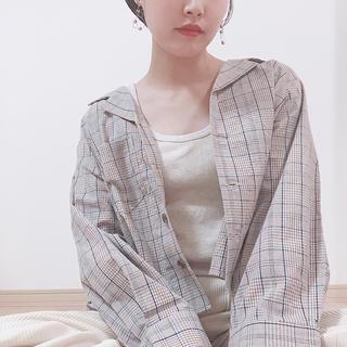 INGNI - イング♡オーバーサイズチェックシャツ