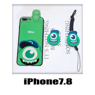 Disney - モンスターズインク  マイク iPhone7 iPhone8 ケース カバー