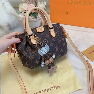 LOUIS VUITTON - LouisVuitton手提げ袋クロスボディバッグ